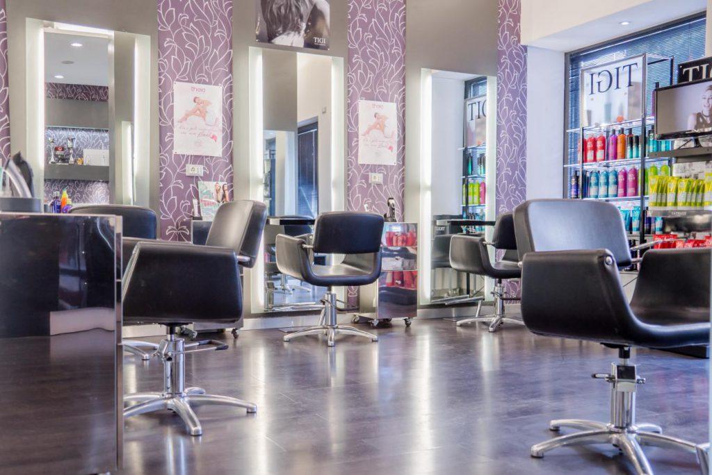 Viscontini Hairdresser Via Pietro Maffi Roma