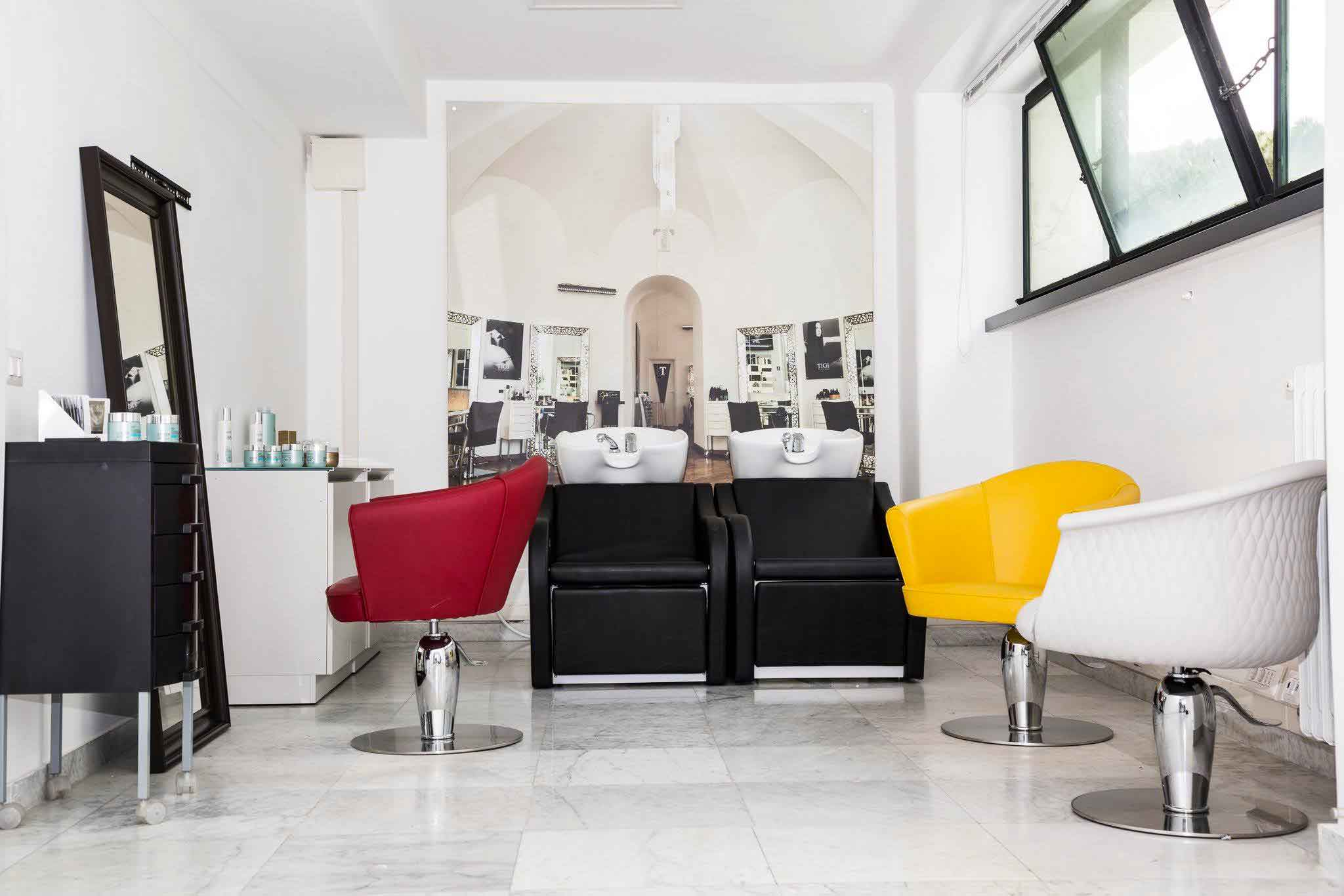Tessier Hairdressers Roma
